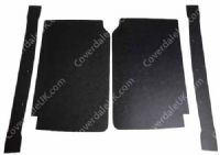 Austin Mini DOOR CARDS & POCKET LINERS - pair